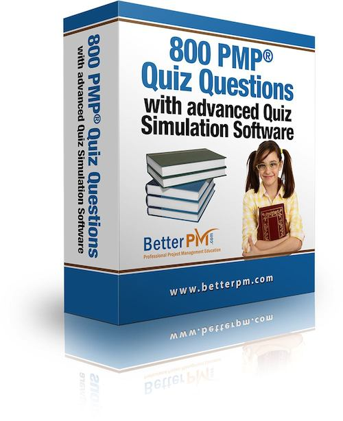 800 Online PMP Exam Questions