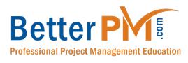 BetterPM.com - Better Project Management Training